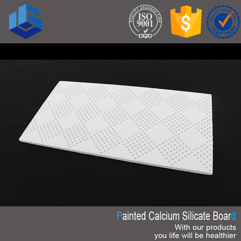 15mm Acoustic Fiber Reinforced Calcium Silicate Wall Board