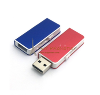Book Shaped USB3.0 flash drive 4gb 8gb 16gb 32gb 64gb mini metal usb flash drive