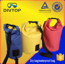 China wholesale sports pvc materia waterproof dry bag novelty products for sell