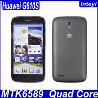 "Huawei G610S with 5.0"" screen MTK6589M quad core Android 4.2 smart phone 1GB RAM 4GB ROM 960x540 pixels 3G WCDMA 610S"