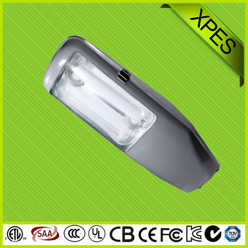 Die-casting Aluminum induction street lighting manufacturers with electrodeless induction lamp