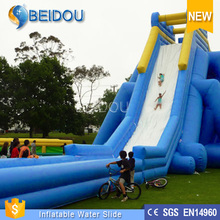 Hot Sale Durable Adult Size Large Giant Inflatable Water Slide for Adults for Sale
