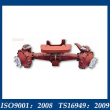 504.31.001-4 FRONT AXLES OF 4WD TRACTOR