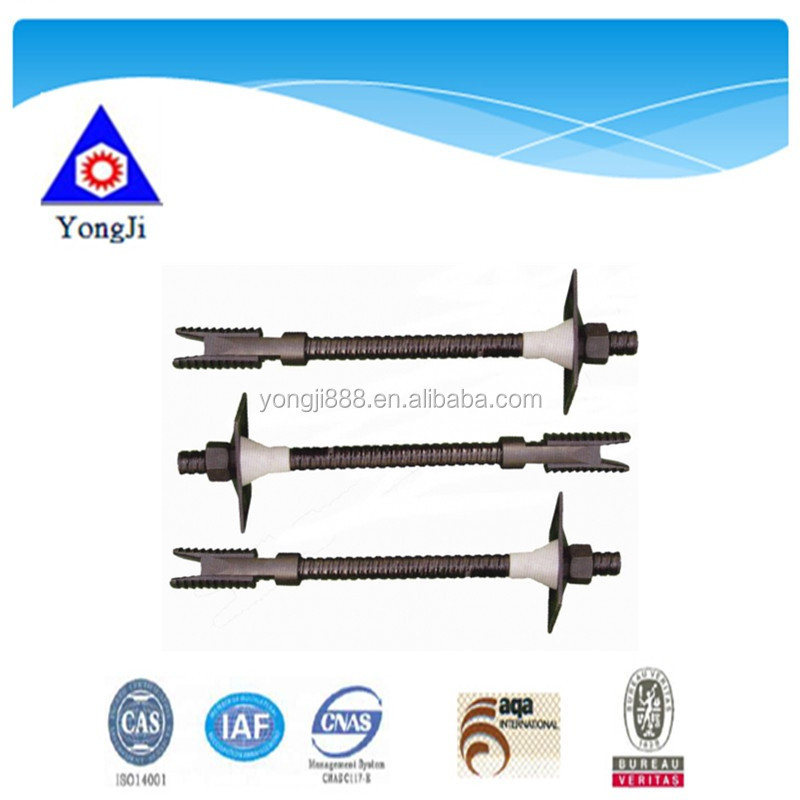 FRP self drilling rock bolt,self drilling anchor bolt