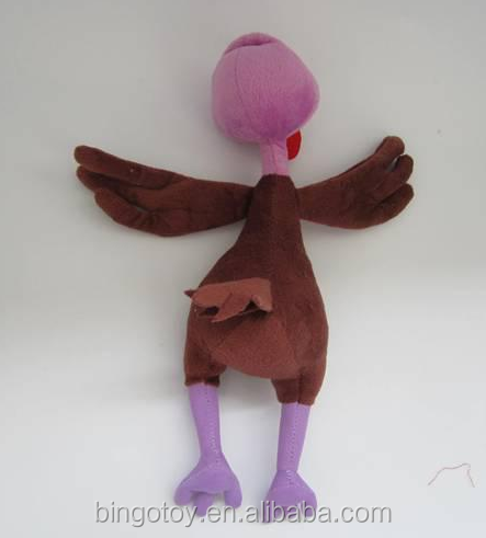 2016 Thanksgiving day gifts custom turkey plush toys