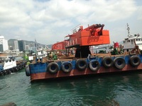 120 Tons Revolving Type Floating Crane