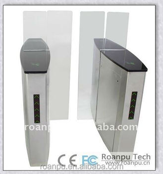 Electronic quick pass sliding turnstile gate/ turnstile sliding gate for access control