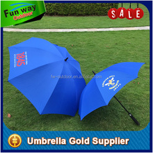 30inch Auto Open Custom Branded Promotional Golf Umbrella
