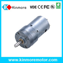 Hot selling 32A365 Micro geared motor with high torque and low speed for toy manufacurer