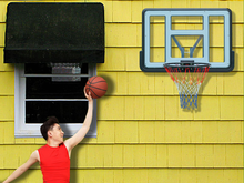 New Design Wall fixed Basketball backboards
