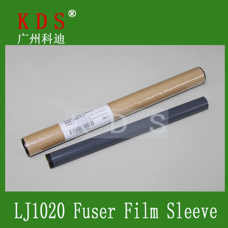 Fuser Film Sleeve Teflon 1010/1020/1022/3050/3015/P2014/P2015, RG9-1493-film new printer part