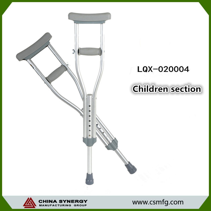 Forearm crutch single under arm crutches and stick walking for sale