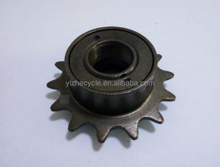 14T steel freewheel for bicycle / bike freewheel