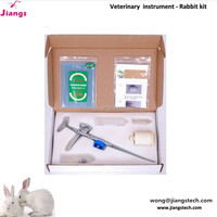 Jiangs Artificial Insemination Kit For Rabbit