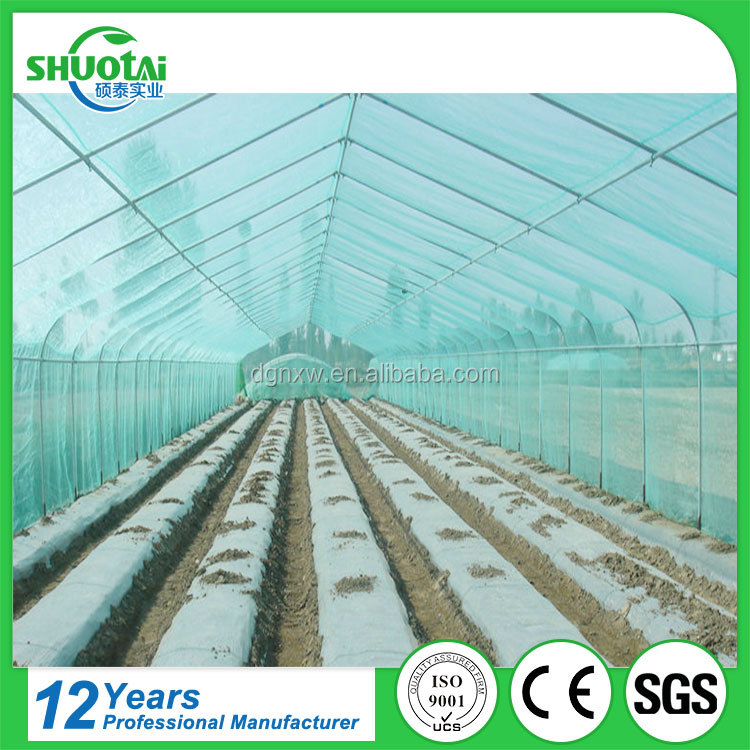OEM pvc transparent pet film used agricultural plastic mulch layer for vegetable fruit