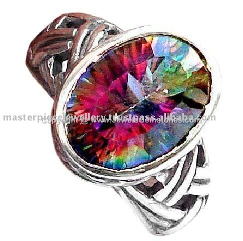 View larger image Fast Selling Rough Stone Silver Jewelry, Gemstone Silver Jewellery, Online Silver Jewelry Fast Selling Rough