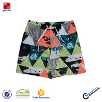 European Style Boarshorts /100% Microfiber Twill Polyester Boys Board Shorts