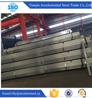 world best selling products Q235 10*135*135mm steel pipe/50mm Galvanized Steel Pipe /galvanized steel tube from china