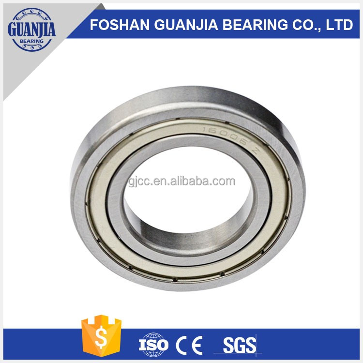 Guangzhou Bearing Cheap Deep Groove Ball Bearing 16036