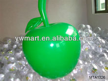 Advertising inflatable apple for promotion