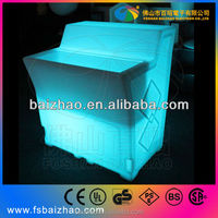 new design light home bar/interactive bar/led bar table
