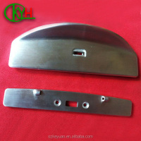 China custom precision aluminum greenhouse parts
