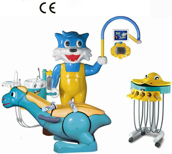 2014 new product DC-80-1 cheap pediatric dental chair