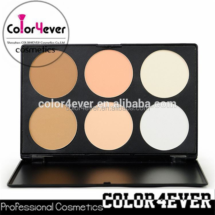 China professional manufacture mineral powder blush face powder
