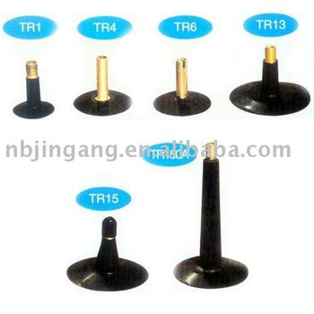 Motorcycle valves tire valve stem