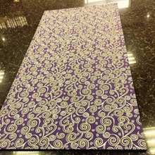 Decorative wall panel acoustic panels
