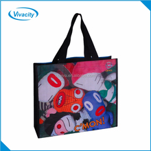 Eco bag factory foldable reusable custom non woven bags wholesale grocery shopping bags