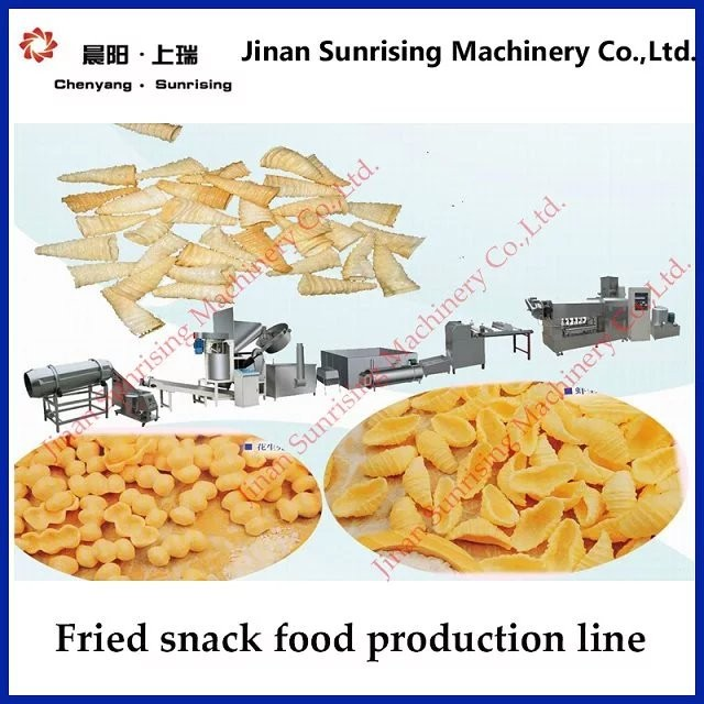 bugles chips processing machine