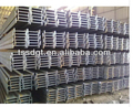 SS400-SS490 Structural Steel I Beam