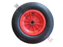 heavy duty inflatable tires pneumatic wheel wheel barrow tire 4.00-8