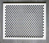 perforated/digital printing aluminium composite panel with alucobond