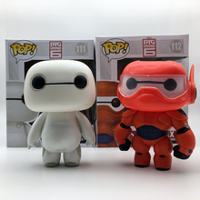 Animation 6''super sized POP Big Hero6 Funko Pop Baymax cute Action Figures factory price