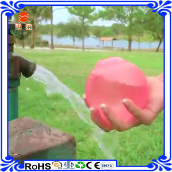 2017 Hot Sell High Quality TPR Water Ball