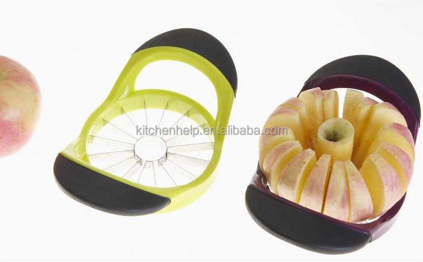 Kitchen tool apple corer/vegetable fruit cutter(Cut 16 pieces)