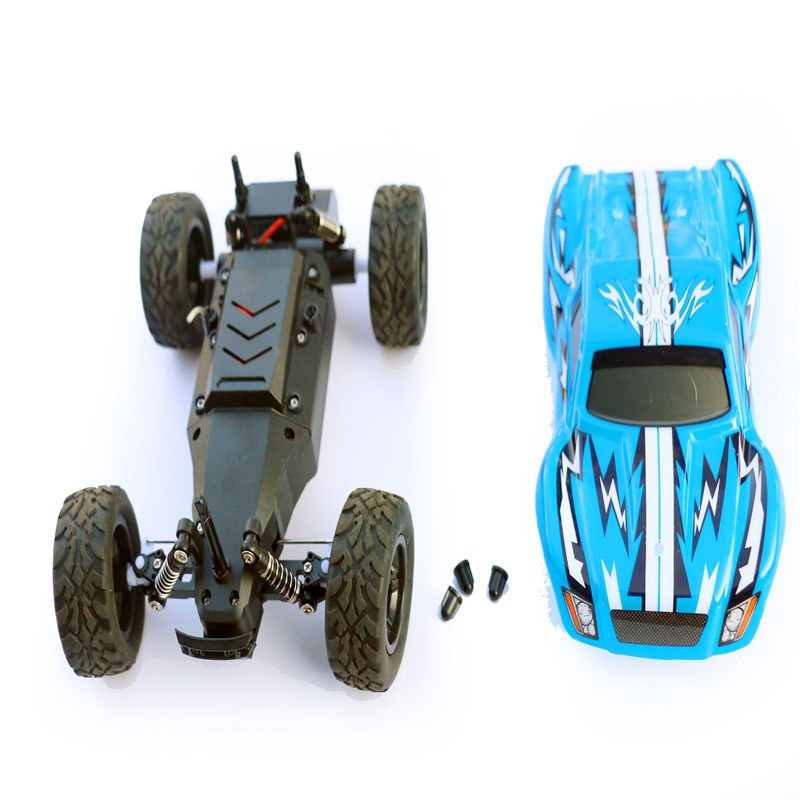 Chiantopwin1:24 2 drive big wheels high speed rc car