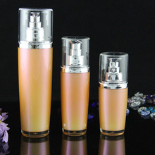 Clear Cubic Thick Wall Luxury Acrylic Cosmetic Jar Pot