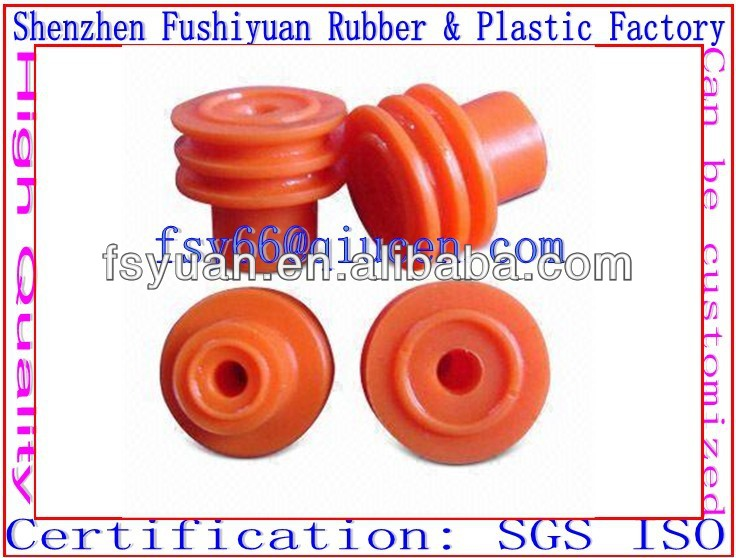 EPDM NBR NR SBR custom dustproof waterproof rubber flexible bellows Twisted bent rubber Silicone joints for bottles