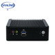 top sell J1900 quad core desktop computer with 2gb ram, workstation industrial fanless mini pc support winsow7 and linux
