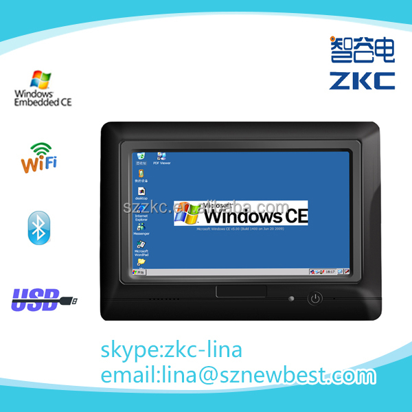 7inch Android Tablet Pos With 3g Wifi Barcode Scanner 58mm