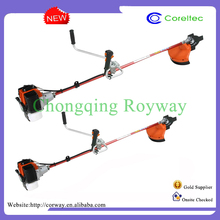 High Quality Gasoline/Diesel 43Cc Brush Cutter With Electric Starter