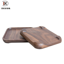 Cheap Serving Square Wood Fruit Tray