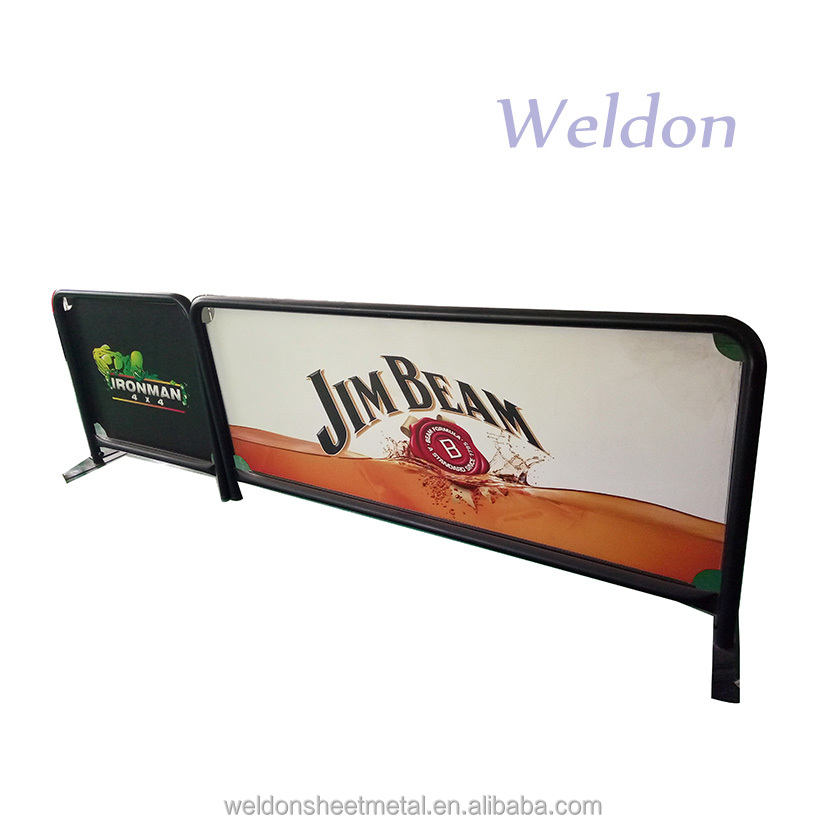 Cafe Barrier/Coffee Barrier for Store/shop/bar/restaurant/pizza/Expo/Trade Shows