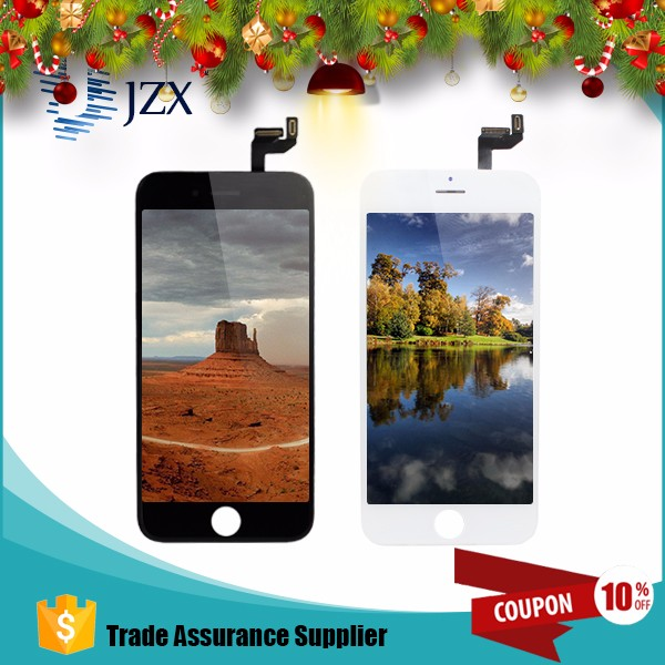 warranty 12 months for iphone 6s plus lcd complete high quality