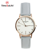 2018 New Products Alloy Case Japan Movement Quartz Simple Fashion Ladies Girls From China Factory Wrist Watch