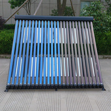 2014 Hot Sale Heat Pipe Evacuated Tube Pressured Solar Water Heater Collectors For Solar Heating