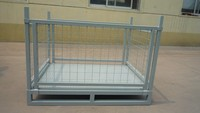 Steel Pallet basket